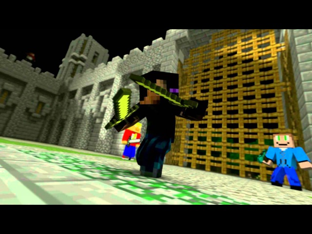 Minecraft Song and Minecraft Animation Castle Raid 1 Minecraft Song by Minecraft Jams