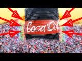 10 000 ЛИТРОВ КОКА-КОЛА + ПРЕЗЕРВАТИВЫ / 10 000 liters of Coca-Cola + Condoms