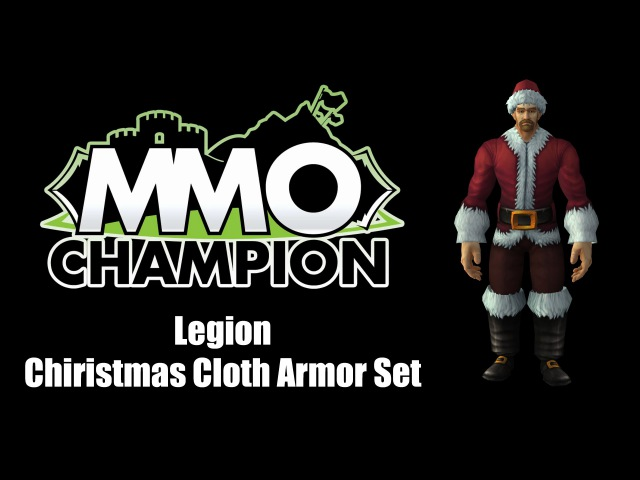Legion - Cloth Christmas Armor Sets