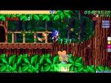 Walkthrough Osu (CTB) beatmap Emerald Hill Zone (2-players) [Hard] - (Without mods)