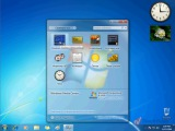 Переход на Windows® 7 - Гаджеты рабочего стола