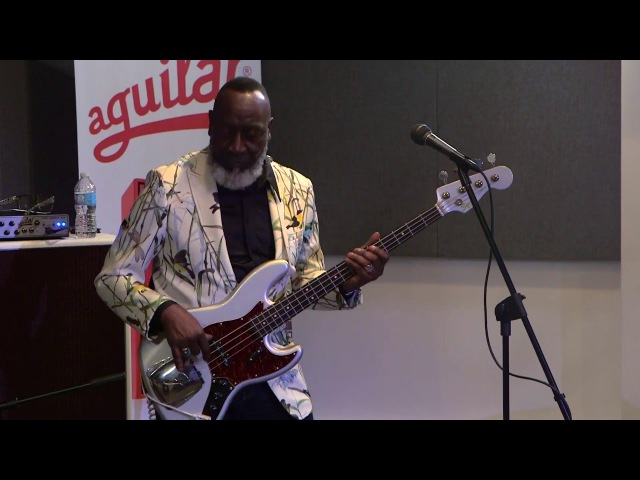 Jamaaladeen Tacuma Bass In Ya Face - Live at the Aguilar Artist Loft