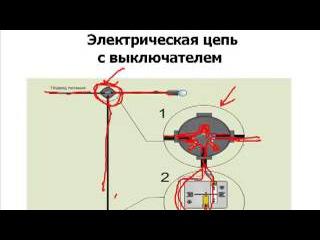 Видеоуроки по электрике. Урок 5