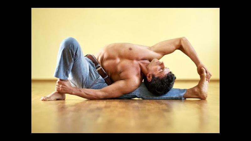 Хатха йога занятие 5