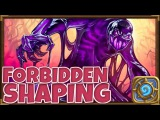 Best of Forbidden Shaping - Epic Hearthstone Plays