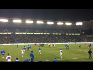 Armenia vs el salvador in los angeles [01.june.2016]