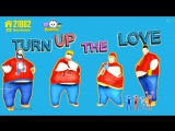 Just Dance Now - Turn Up The Love (Alternate) - 5*