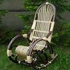 Плетеная мебель,Кресло-качалки. г.Кемерово