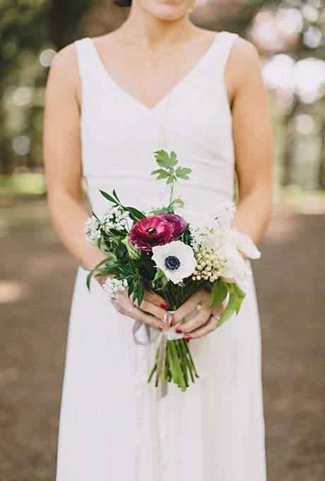 Abov8gAH Eo - Небольшие свадебные букеты невесты (30 фото)