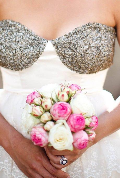 PR6A4tpJa74 - Небольшие свадебные букеты невесты (30 фото)