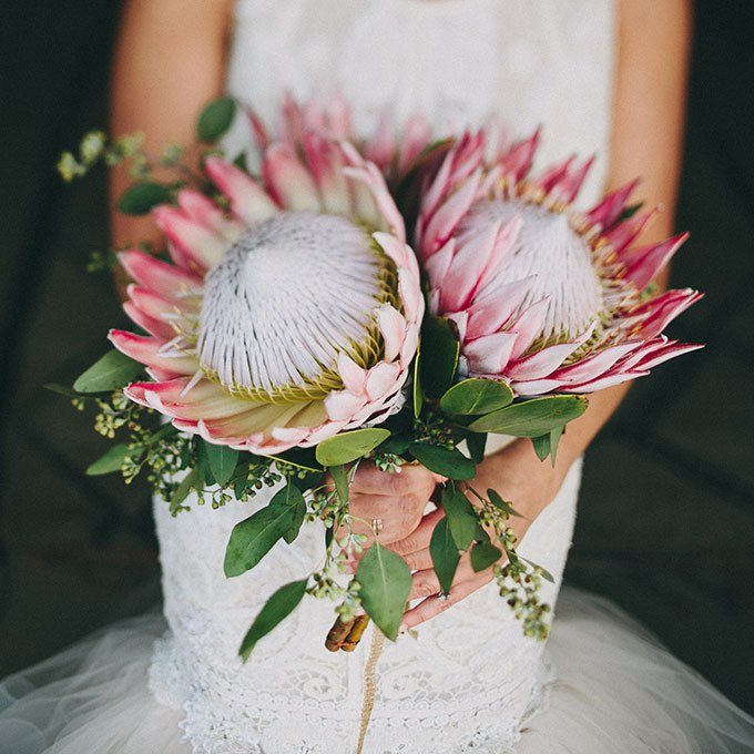 BrkhanHRCIo - Небольшие свадебные букеты невесты (30 фото)