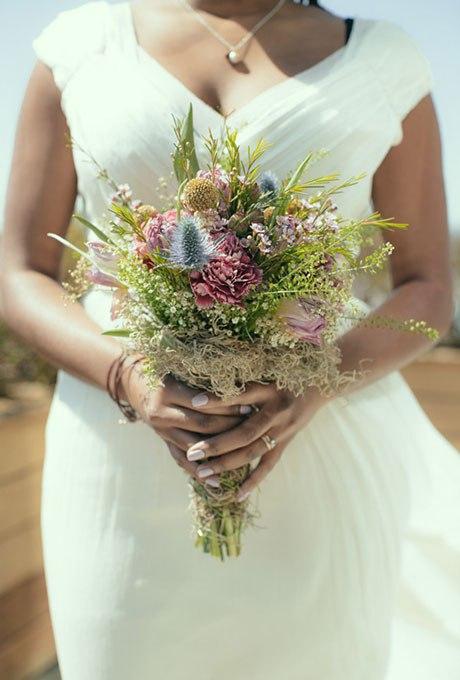 6HZiPnB Xm8 - Небольшие свадебные букеты невесты (30 фото)