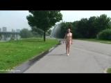 Hanka Nude in Public 3