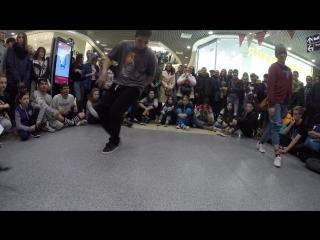 Break Dance 1.2 - Ruson vs Dimitriy