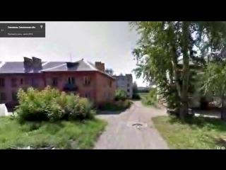 обзор России в гугл картах google maps