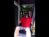 Аттракцион 9D, в парке на Горсовете! самое крутое что я испытывал,  трэша больше чем при прыжке с парашютом!