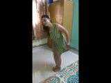 Indian Desi dance girl Rajasthani music ( 480p )