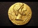 Золотой статер царя Фарзоя Находка на $36000 Gold stater king Farzoya Nakhodka at $ 36 000