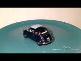 Preview - Fiat 500f 1965 1:43 Spark