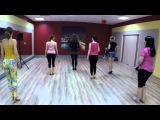 КИЗОМБА первый урок от Насти Сурмачевской Dance Center