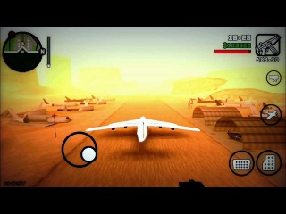 GTA San Andreas - HOW TO GET ANDROMADA