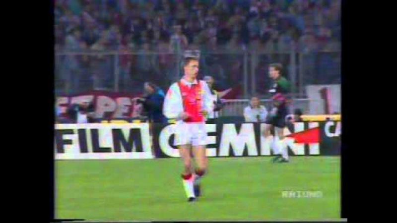 1991-92 UEFA Cup Final - Torino v. Ajax (1st Leg)