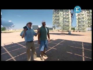 Гигантомания. Современные солнечные батареи. Как это работает.