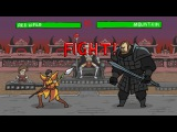 Games of Throlls - MORTAL COMBAT