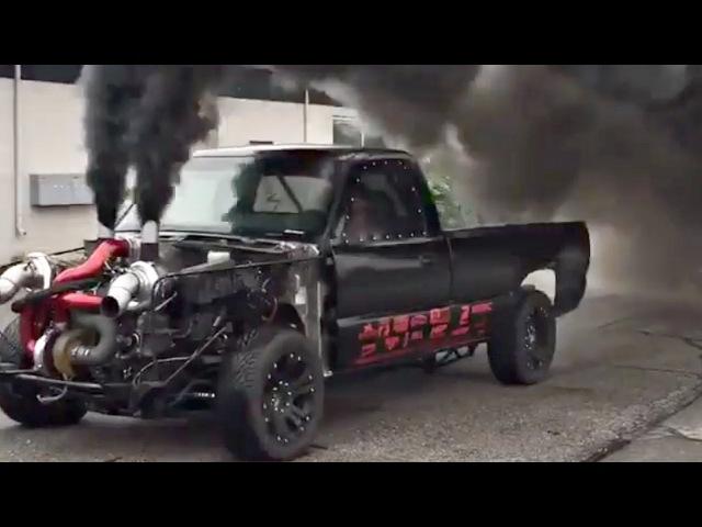 Baddest Diesel Truck Videos of Insta Compilation | May 2016 Part 2