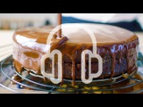 Sacher Torte  Austrian chocolate cake recipe  ASMR Cooking sounds