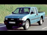 Opel Campo Sports Cab