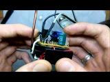 Самодельный блок питания (драйвер) для светодиода.Homemade adapter (driver) for the LED.