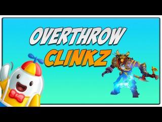 OVERHROW DOTA 2- CLINKZ