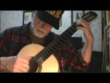 Johnny Guitar - by Peggy Lee &amp Victor Young (Fingerstyle Guitar)