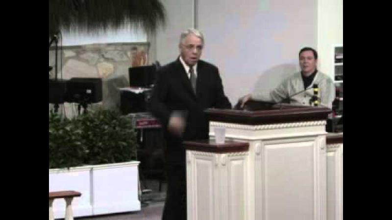 Бр. Эдди Бискаль - Помазанные для Восхищения