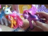My Little Pony. Принцесса и нищенка (1 сезон 2 серия).