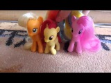 My Little Pony. Принцесса и нищенка (1 сезон 4 серия).