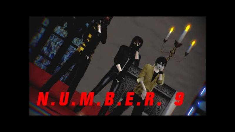 【MMD】Ticci Toby, Tim Masky and Hoody - N.U.M.B.E.R 9 【Thanks you all for 12000 Subs】