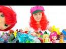 Мультфильмы для девочек. Куколки. Мусор