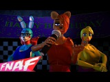 FIVE NIGHTS AT FREDDY'S SONG (NOTICE ME SENPAI) FNAF Music Video