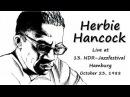 Herbie Hancock - 13. NDR-Jazzfestival Hamburg (1988)