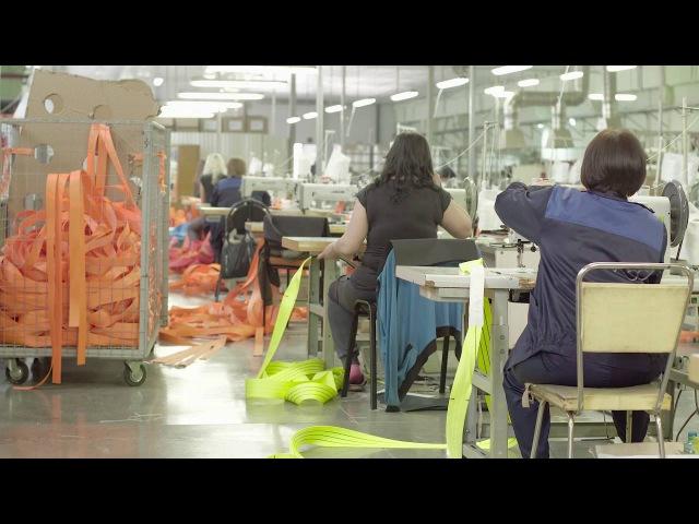 Компания СтальПром Производство текстильных строп Без посредников