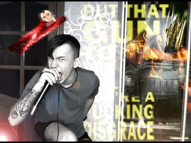 Suicide Silence - No Pity For A Coward (Vocal Cover by E.Khomenko)