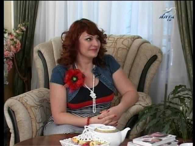 Наталья Толстая - Гостиная. Ялта-ТВ