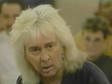 Peter Criss of KISS and his imposter on Phil Donahue 1991