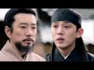 《BEST》 Six Flying Dragons 육룡이 나르샤| 김명민, 김의성 '대업 제안' 거절 예감… 갈등의 시&#