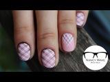 Дизайн ногтей гель лаком  Маникюр на коротких ногтях  Nancy Wave