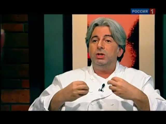 шеф повар Анатолий Комм в гостях у Профилактики