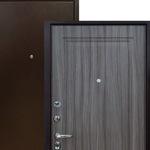 металлические технические двери в митино недорого