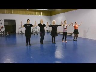 Фитнес-танцы 09 Сиртаки